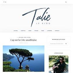 Côte amalfitaine - Voyage en Italie - Le blog de Talie