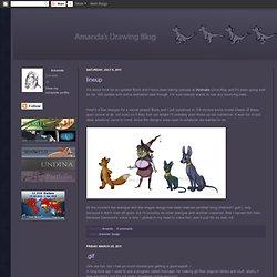 Amanda's Drawing Blog