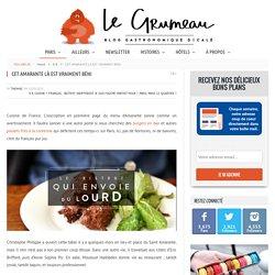 Amarante : l'excellent bistro de Christophe Philippe