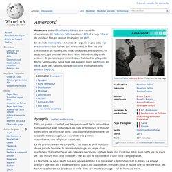 Amarcord Fellini