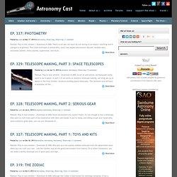 Astronomy Cast - Amateur Astronomy