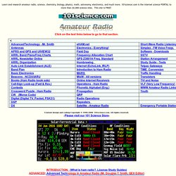 Amateur Radio - Mobile Friendly