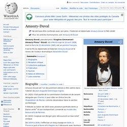 Amaury-Duval