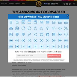The Amazing Art of Disabled Artists