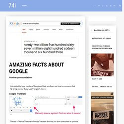 amazing-facts-about-google