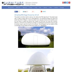 Amazing Mini Egg House by dmvA