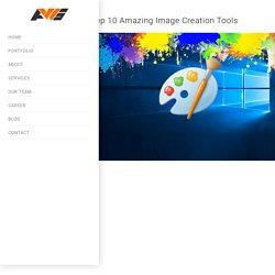 Top 10 Amazing Image Creation Tools