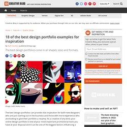 32 brilliant design portfolios to inspire you