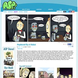 AmazingSuperPowers: Webcomic at the Speed of Light