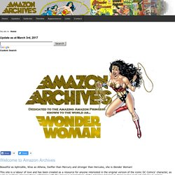 Amazon Archives