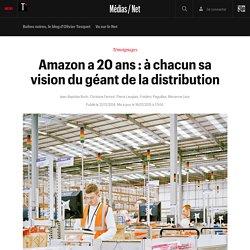 Amazon a 20 ans : à chacun sa vision du géant de la distribution