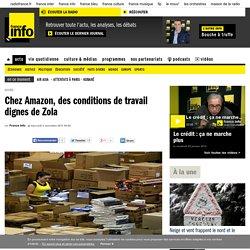 Chez Amazon, des conditions de travail dignes de Zola