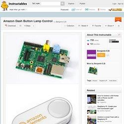 Amazon Dash Button Lamp Control - All