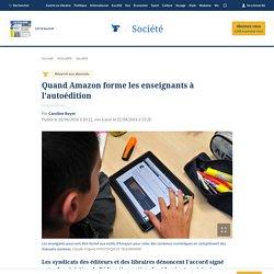 Quand Amazon forme les enseignants à l'autoédition