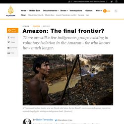 Amazon: The final frontier?