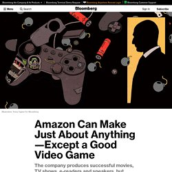 Amazon Game Studios Struggles to Find a Hit
