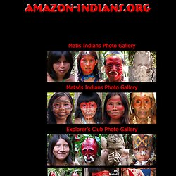 Amazon Indians Native Tribe Photos | Videos