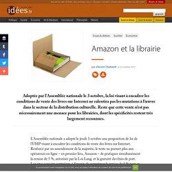 Amazon et la librairie