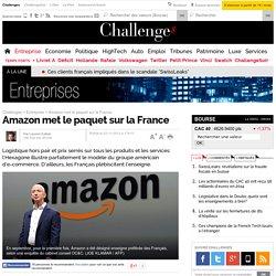 Amazon met le paquet sur la France - 2 novembre 2012