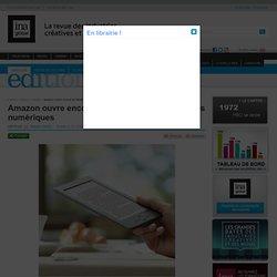 dition - Article - Amazon ouvre encore le débat sur le prêt de livres numériques