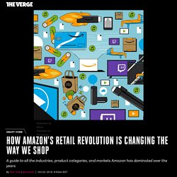 How Amazon's retail revolution is changing the way we shop