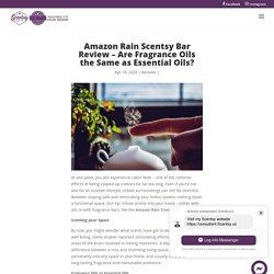Amazon Rain Scentsy Bar Review - Scents Store