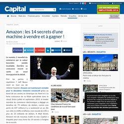 Amazon : les 14 secrets d'une machine à vendre et à gagner !