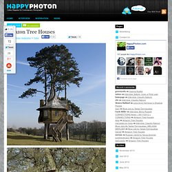 Amazon Tree Houses | Happy Photon. Contemporary photography eZine