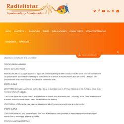 AMAZONAS, RÍO MAR – Radialistas