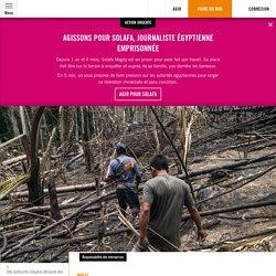 4 mars 2021 Amazonie : les entreprises obligées de rendre des comptes grâce à une loi française