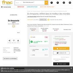 En Amazonie, infiltré dans le meilleur des mondes - broché - Jean-Baptiste Malet - Achat Livre ou ebook - Achat & prix