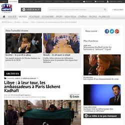 """Libye : Libye : """"On a pris le pouvoir à l'ambassade"""" - Monde"""