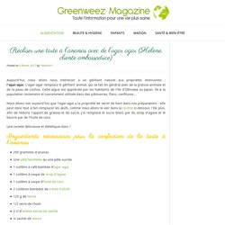 Réaliser une tarte à l'ananas avec de l'agar agar (Hélène, cliente ambassadrice) – Greenweez Magazine