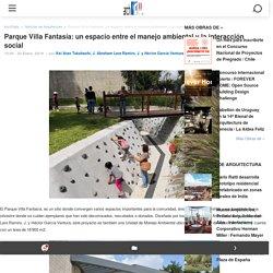 Parque Villa Fantasía: un espacio entre el manejo ambiental y la interacción social