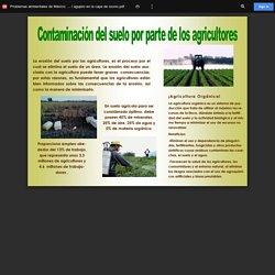 Problemas ambientales de México: deforestación, erosión, el agujero en la capa de ozono.pdf