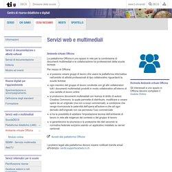 Ambiente virtuale Officina - CERDD (DECS) - Repubblica e Cantone Ticino