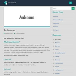 Ambisome