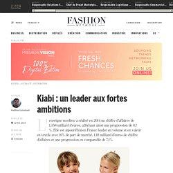 Kiabi : un leader aux fortes ambitions - Actualité : distribution (#464206)