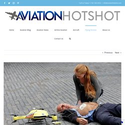 Ambulance Drone - The Drone in our Future! - Aviation Hotshot