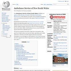Ambulance Service of New South Wales
