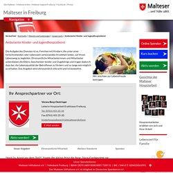 Malteser Freiburg - Ambulanter Kinder- und Jugendhospizdienst