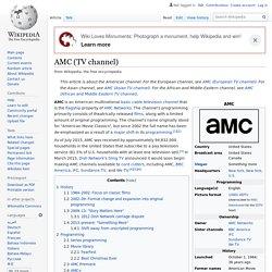 AMC (TV channel)