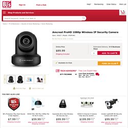 Amcrest ProHD 1080p Wireless IP Security Camera