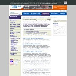 ameli.fr-Formalités et déclarations