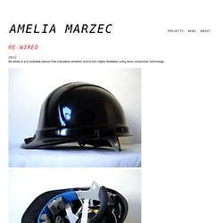 amelia marzec | re-wired