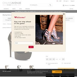 Amelia Platform Stiletto High Heels