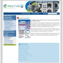PACT Pays Basque & HD - Amélioration de l'habitat en Pays Basque-Louons solidaires