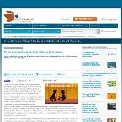 Un site pour améliorer sa compréhension de l'espagnol