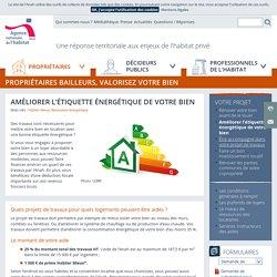Propriétaire bailleur: Aides possibles pour les travaux énergétiques