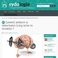Comment améliorer la mémorisation à long terme en formation ? - Sydologie